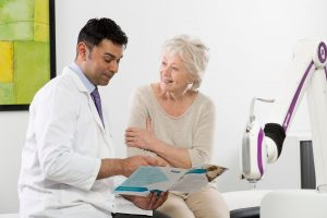Skin Cancer Electronic Brachytherapy