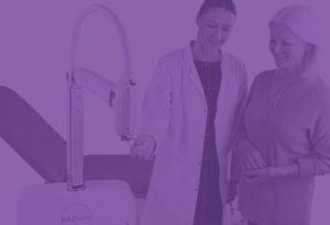 Electronic Brachytherapy Treatment Device